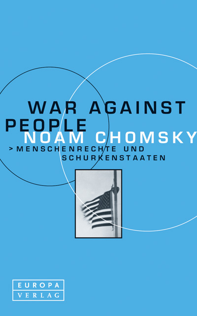 Noam Chomsky: War against people