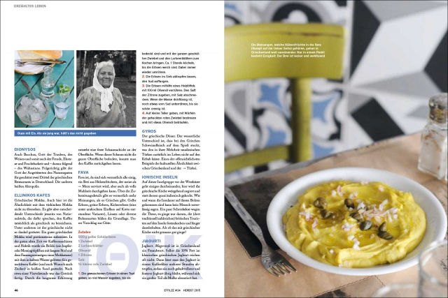 Editorial Design Effilee