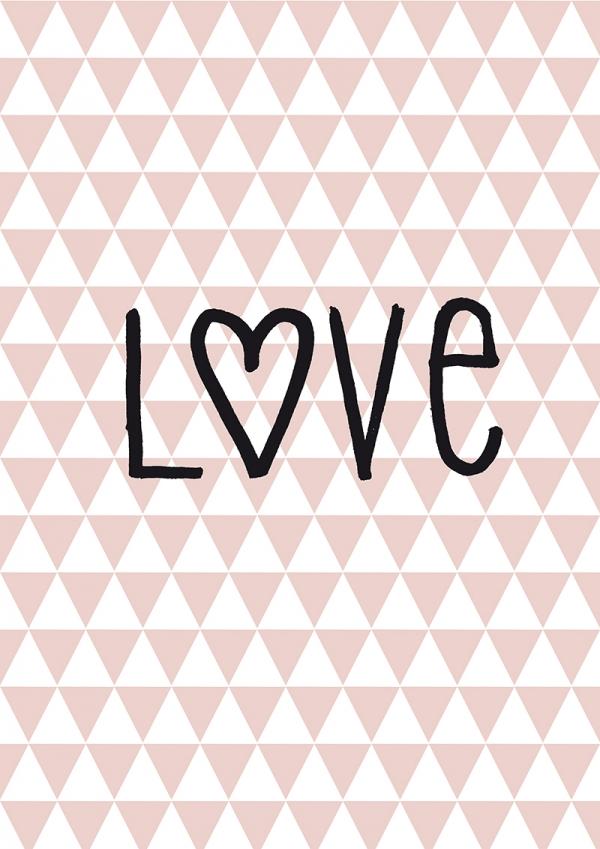 Handlettering Love