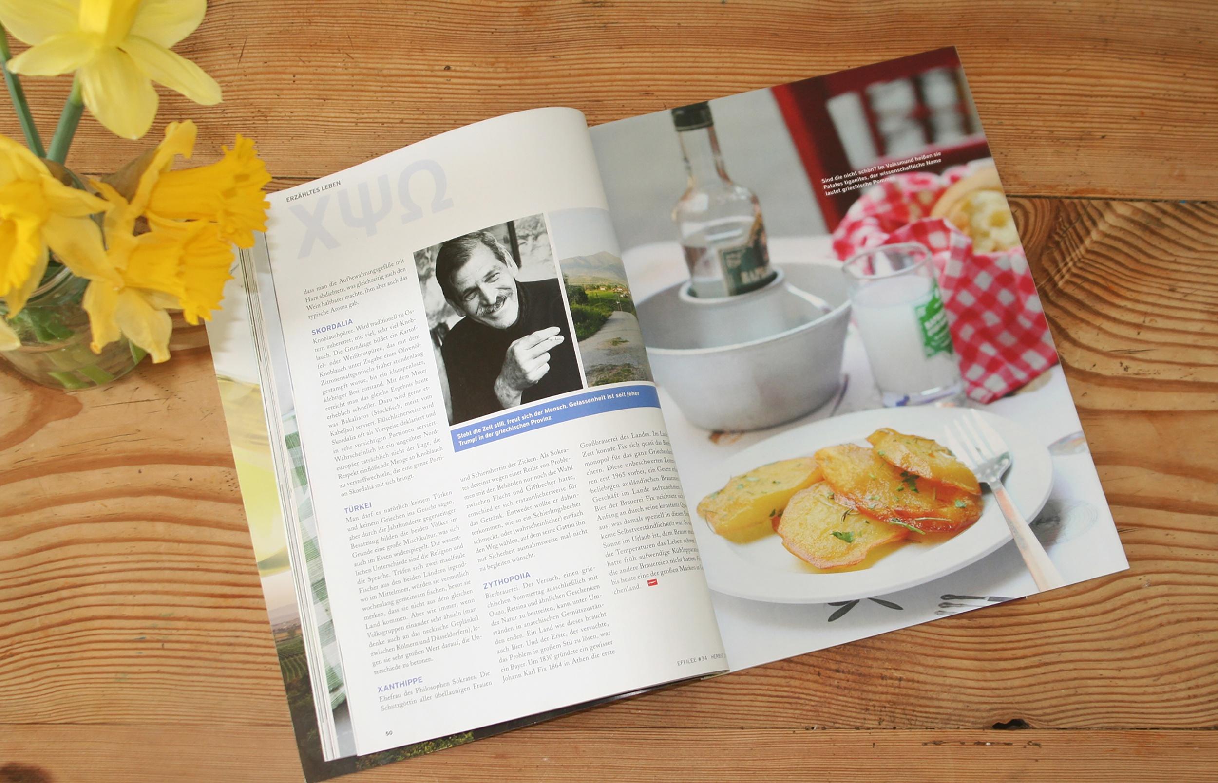 Kathrin Steigerwald Editorial Design